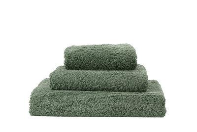 Abyss & Habidecor Towel Groen Evergreen - 280 Super Pile Serie