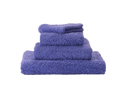 Abyss & Habidecor Paarse Towel - 318 Super Pile Serie
