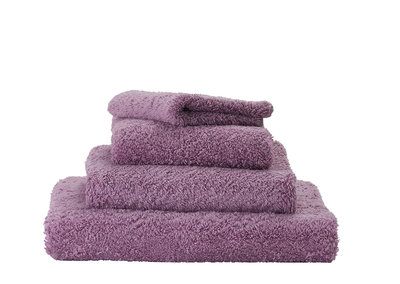Abyss & Habidecor Handdoek Lila Paars Orchid - 440 Super Pile Serie