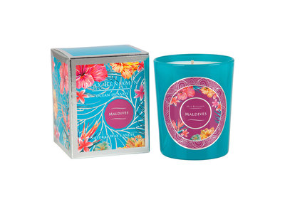 Max Benjamin Candle Ocean Islands Maldives 190 gram