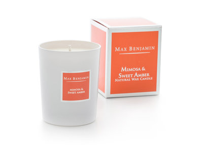 Max Benjamin Geurkaars Mimosa & Sweet Amber 190 gram