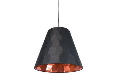 Osiris Hertman Hexagon Hanglamp Zwart