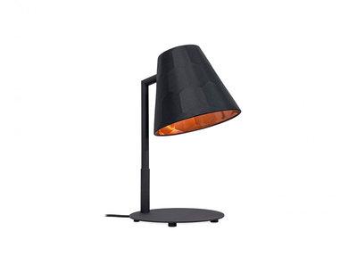 Osiris Hertman Hexagon Tafellamp Zwart
