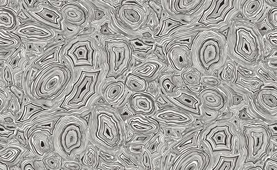 Fornasetti Malachite Behang