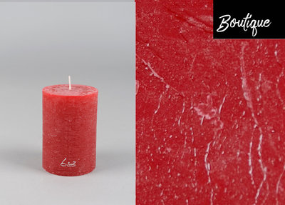 Luxury Candle Red