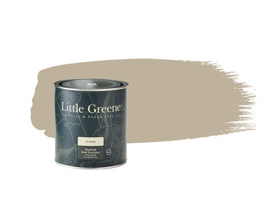 Little Greene Verf Slaked Lime Dark (151)