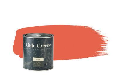 Little Greene Verf Orange Aurora (21)