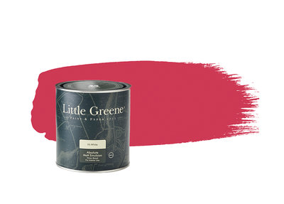 Little Greene Verf Leather (191)