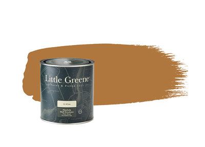 Little Greene Paint Middle Buff (122)