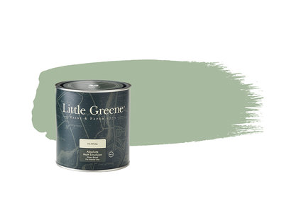 Little Greene Paint Aquamarine (138)
