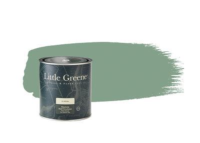 Little Greene Paint Aquamarine Deep (198)