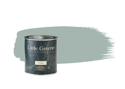 Little Greene Paint Celestial Blue (101)