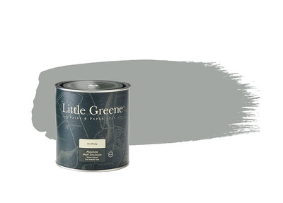 Little Greene Paint Bone China Blue (107)