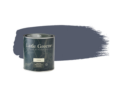 Little Greene Paint Juniper Ash (115)