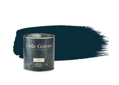 Little Greene Hicks Blue Paint (208)