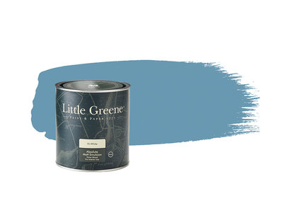 Little Greene Paint Blue Verditer (104)