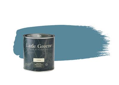 Little Greene Paint Air Force Blue (260)