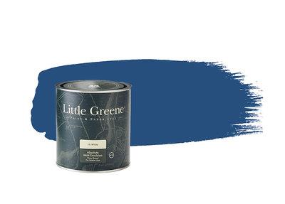 Little Greene Paint Mazarine (256)