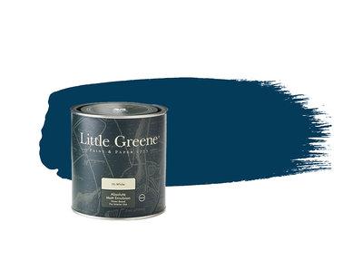 Little Greene Verf Deep Space Blue (207)