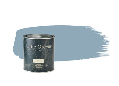 Little Greene Paint Grey Stone (276)