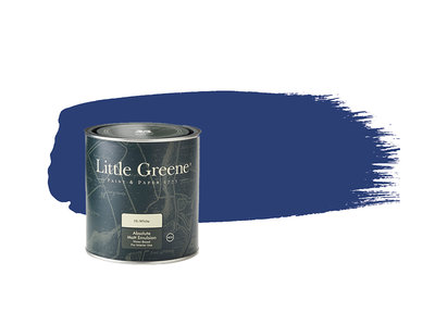 Little Greene Paint Smalt (255)