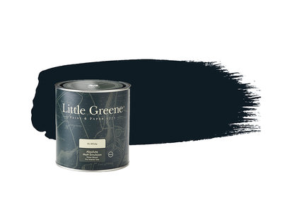 Little Greene Paint Basalt (221)