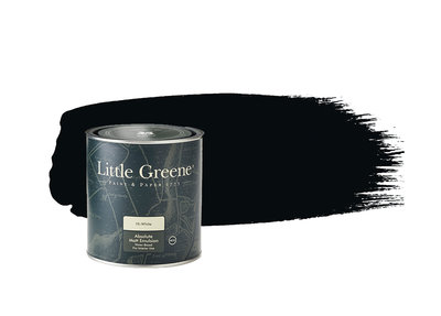 Little Greene Paint Jack Black (119)
