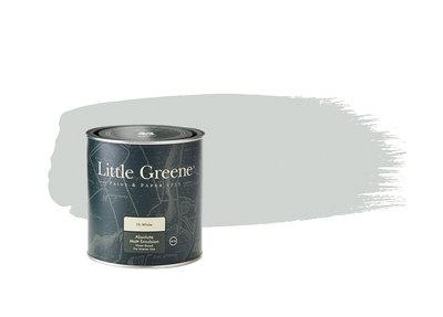Little Greene Paint Bone China Blue Mid (183)