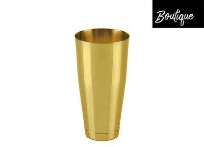 Boston Shaker Polished Gold 820ml