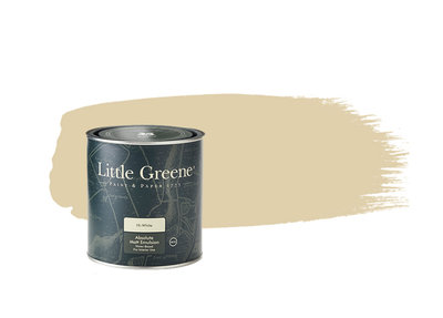 Little Greene Verf Aged Ivory (131)